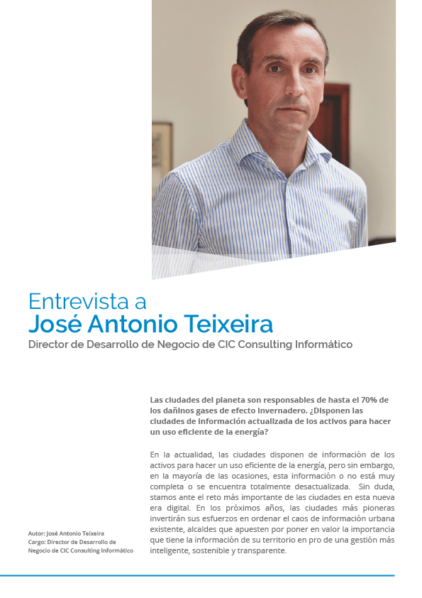Entrevista sobre las Smart Cities