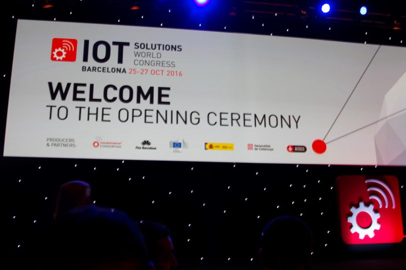 CIC presente en el IoT World Congress