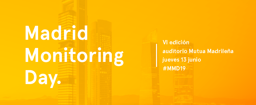 VI edición del Madrid Monitoring Day 2019 - 13 de Junio en el Auditorio Mutua Madrileña