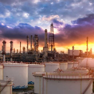 plantas de gas y carbón con inteligencia Industrial.