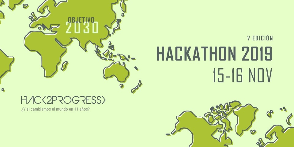 V edición del Hack2progress